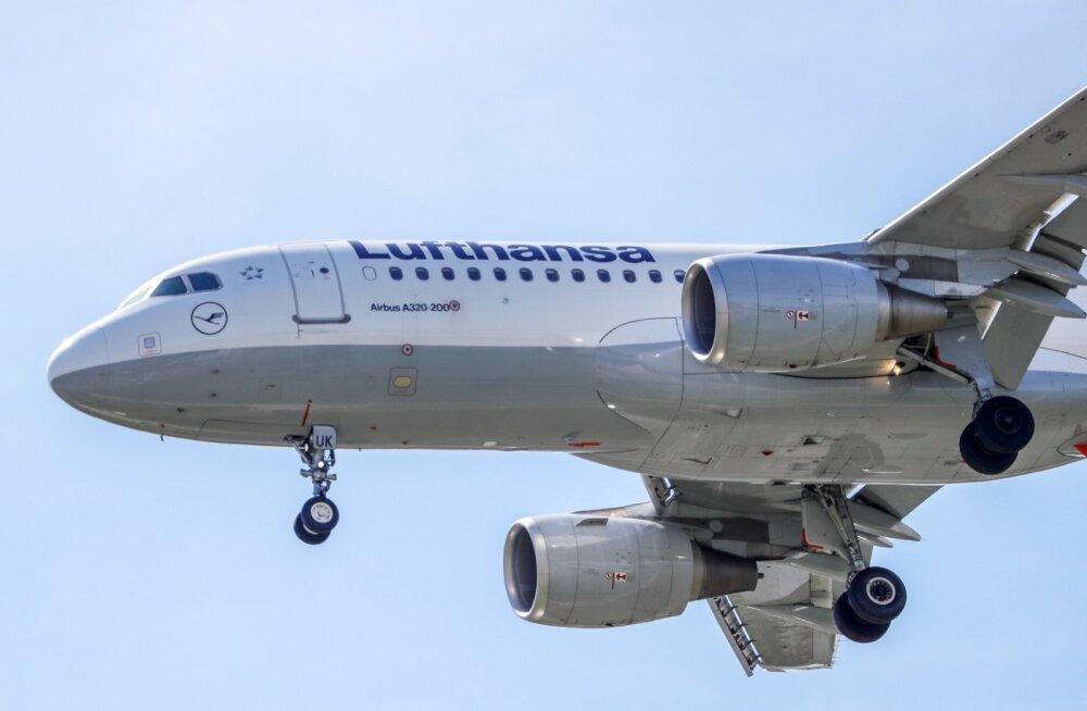 Lufthansa отменит 800 рейсов 10 апреля из-за забастовок в аэропортах
