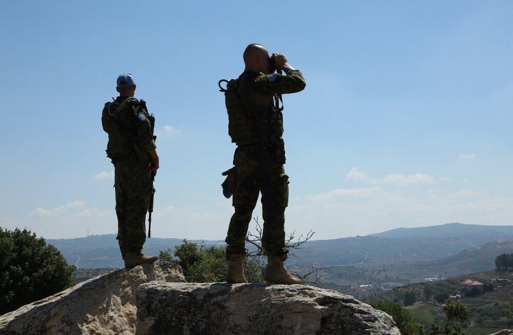 ESTCON-8 ülem: Ametlikult on Liibanon ja Iisrael veel sõjas