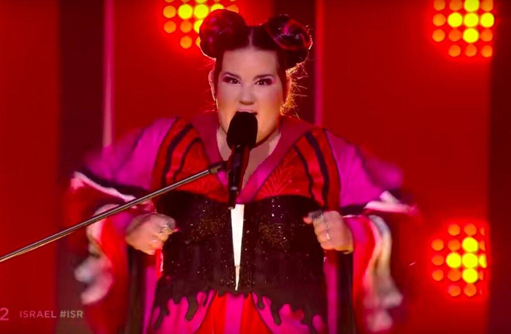 Kuri karjas! Staarid ei taha Iisraelis Eurovisioonil esineda!