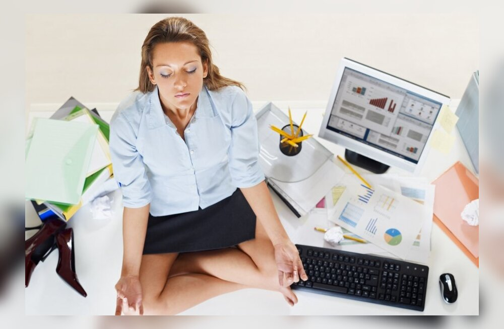 25 lihtsat nippi tööelu tervislikumaks muutmiseks