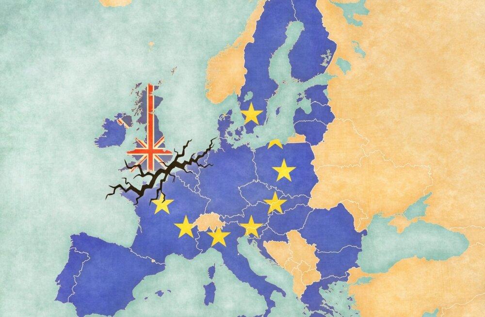"""""""Lõpp Euroopale, nagu me seda seni tundnud oleme"""""""