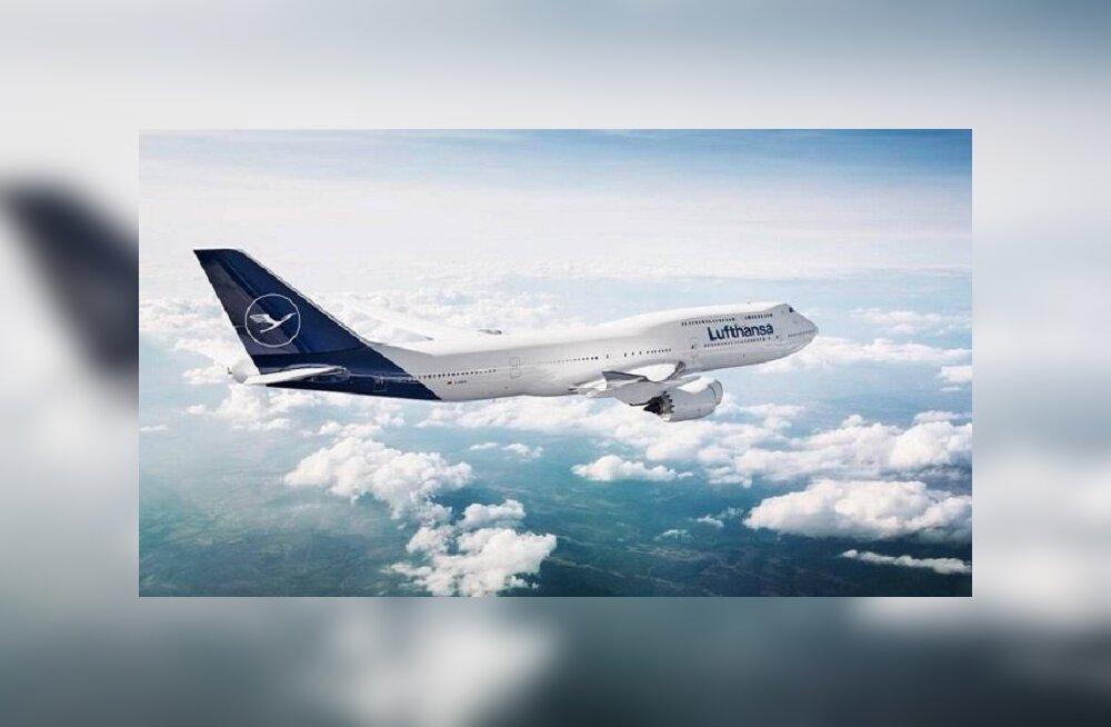 Смотрите, как будет выглядеть новая ливрея самолетов Lufthansа