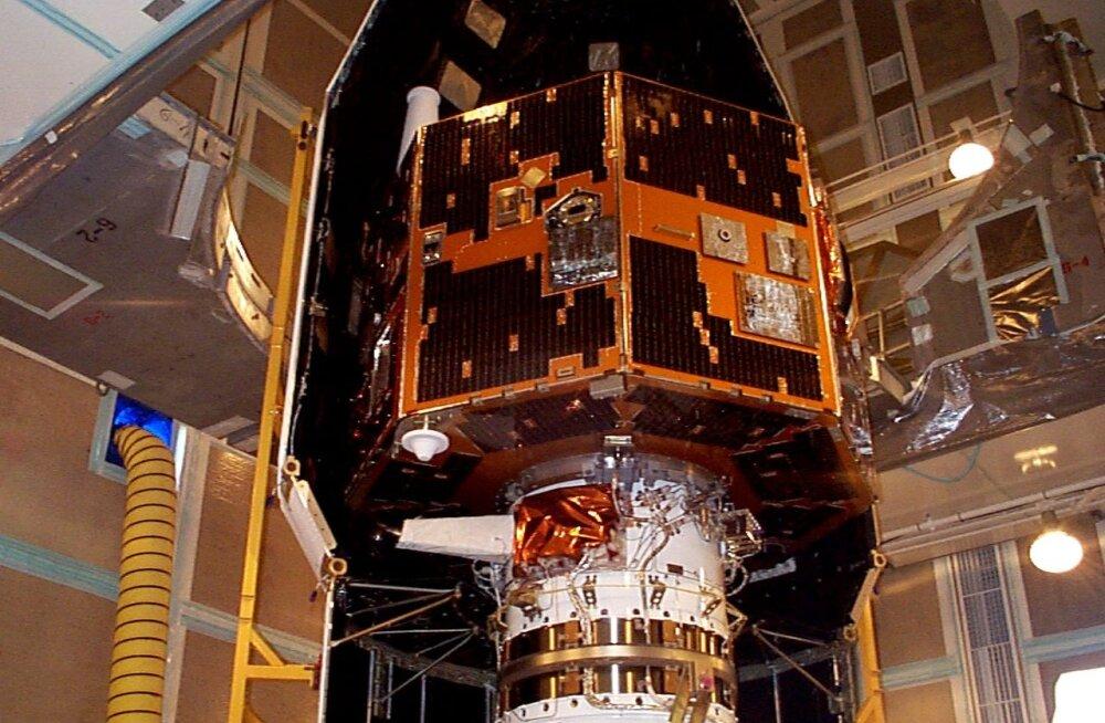 Amatöörastronoom leidis kosmosest 12 aastat tagasi kaotsi läinud ja pikalt otsitud NASA satelliidi