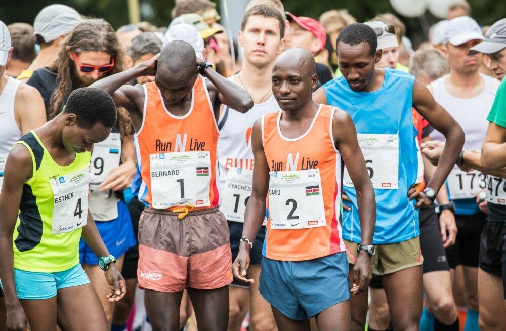 SEB Tallinna maraton 2016
