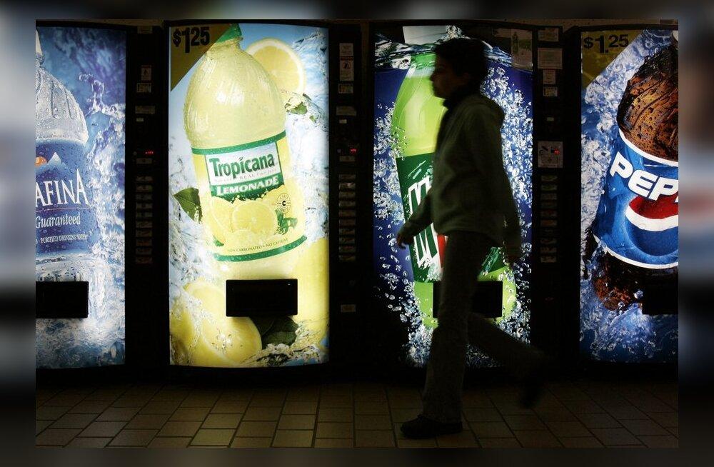 Uurimus: Coca- ja Pepsi-Cola salajane lisand? Alkohol!