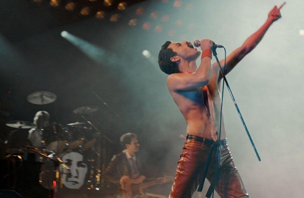 """Nädalavahetuse TOP7   """"Bohemian Rhapsody"""" tõestas, et Queen on jätkuvalt populaarne"""