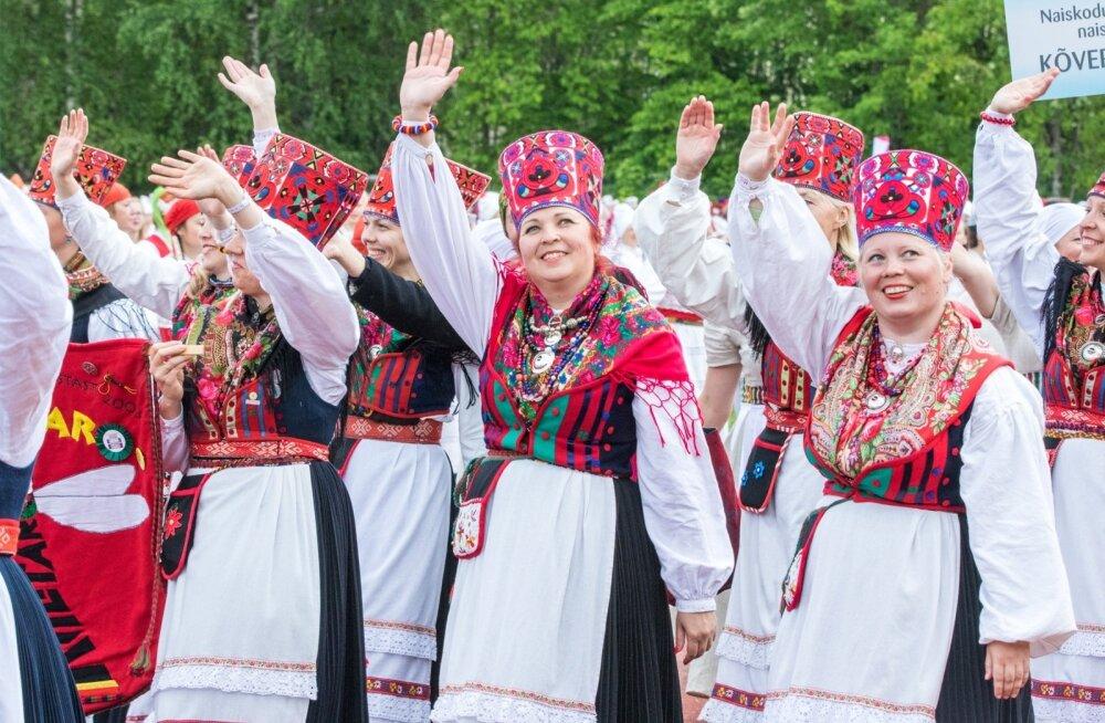 Laulupeomaakonna igati austav tiitel kuulub Läänemaale