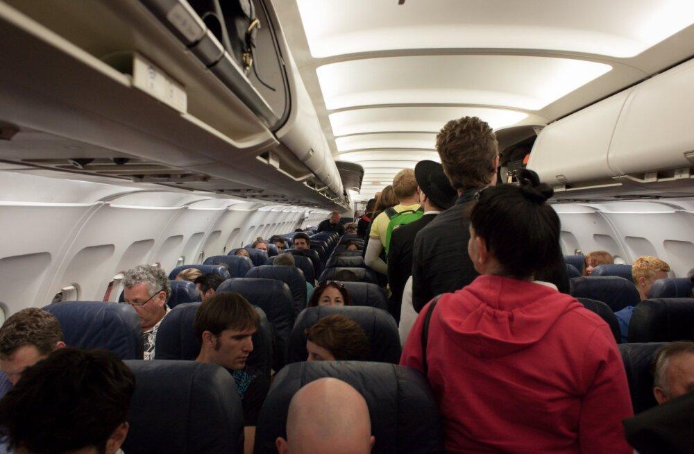 Naistevastane vägivald lennunduses: ahistamisjuhtumite arv on kahekordistunud