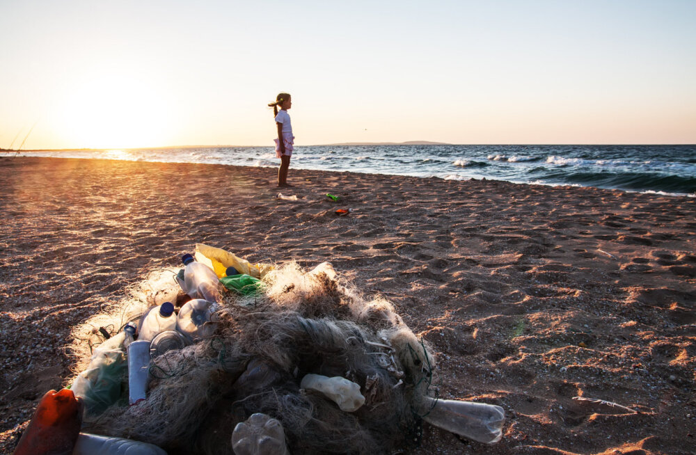 Kuidas satub plastikprügi maailmamerre?
