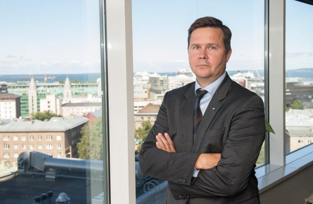 SEB Eesti juht Allan Parik