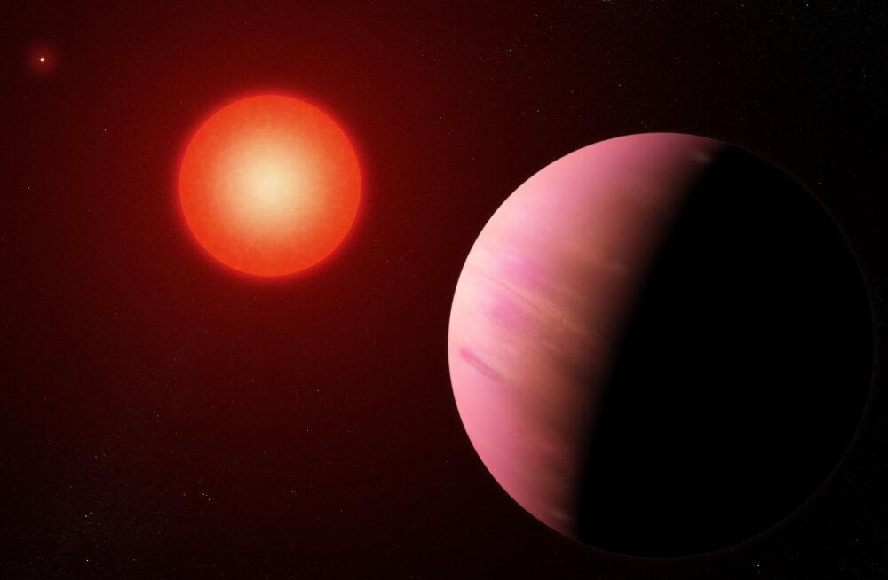 Astronoomid leidsid Maast kaks korda suurema planeedi, mille pinnal võib leiduda vett