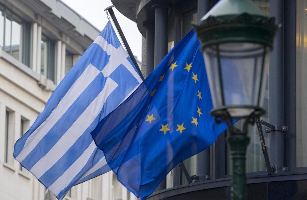 Еврогруппа согласовала выделение Греции транша в 8,5 млрд евро