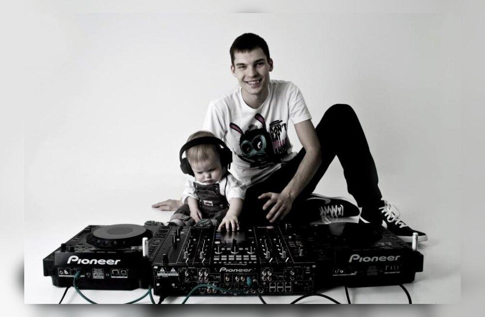 Plaatijast ettevõtjaks saanud ekspordijuht koolitab noori DJ-sid
