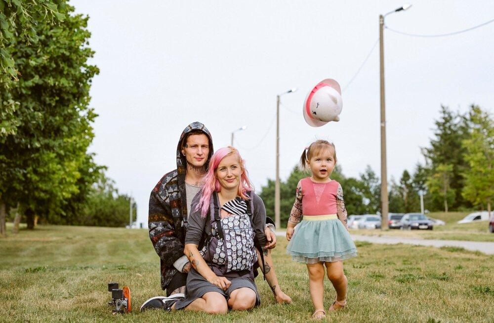 Noor pere väikelinna kolimisest| Meil polnud võimalust ega ausalt öeldes ka soovi võtta aastakümneteks laenu