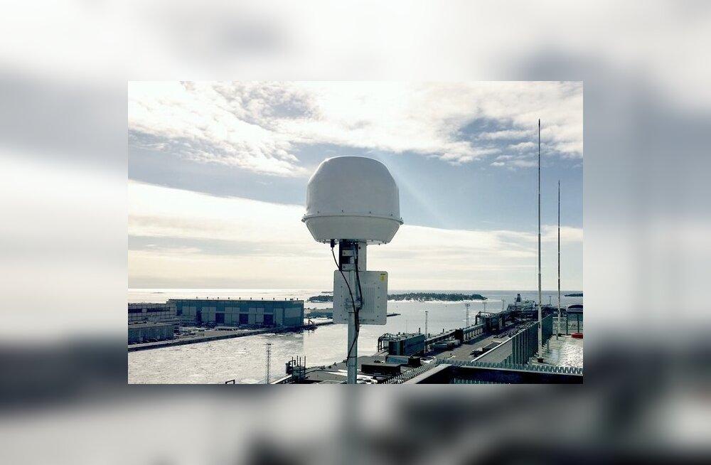 Tallink paigaldab laevadele kiire internetiühenduse tagavad suundantennid