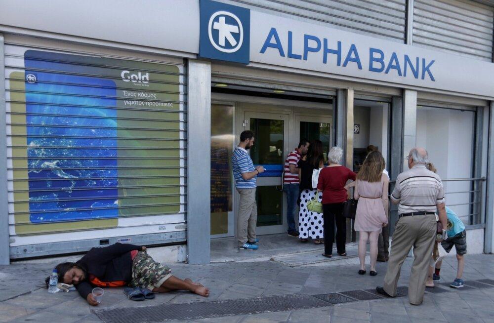Kreeka peab nüüd läbi viima pensionireformi, majanduse liberaliseerimise, erastamise ja tööturureformi