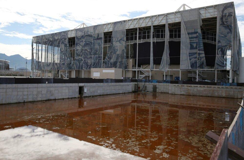 Piia Osula autorikülg. Kas olümpiamängude pärandiks peavad jääma lagunevad suurehitised?