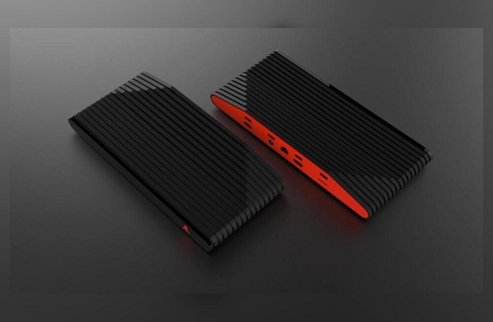 Atari uus mänguseade näeb välja nagu nägus ruuter, nüüd teame hästi veidi rohkem ka selle sisu kohta