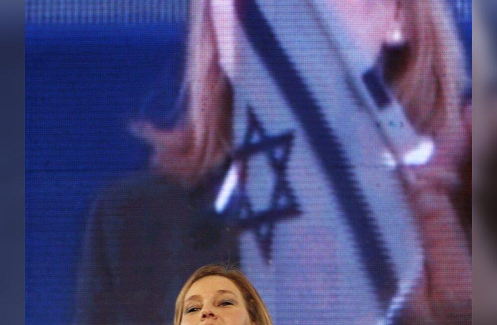 Briti kohus käskis vahistada Iisraeli endise välisministri Tzipi Livni