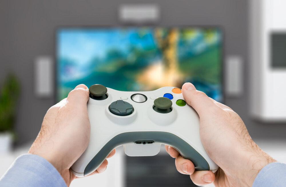 Virtuaalmaailma ja mängukonsoolide peidetud positiivne külg