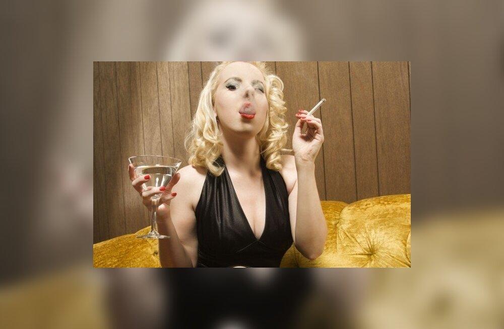 Курение и секс
