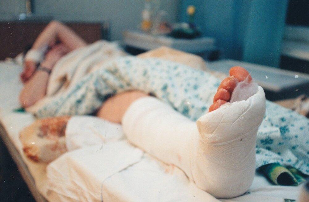 KÜLAVAHEKÜSITLUS: Millal teie viimati õnnetult kukkusite?