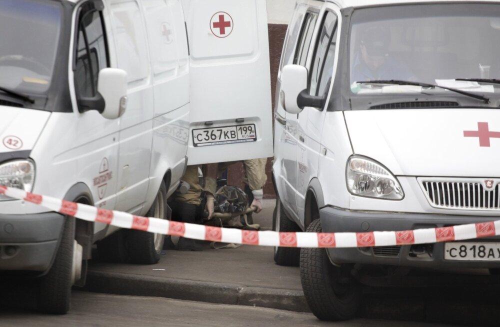 Vene kiirabi