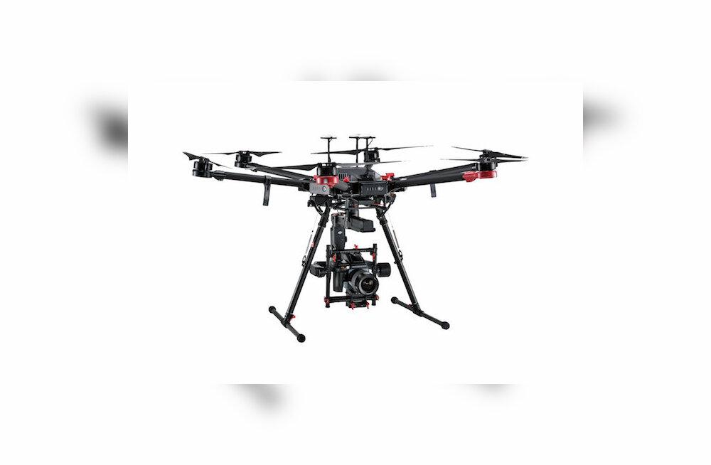 Karm värk: DJI droon saab 100megapikslise kaamera
