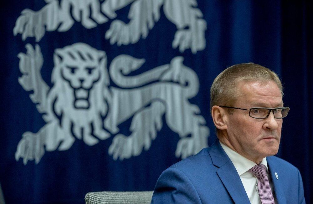 JUHTKIRI | Minister Jaak Aabi võltsvastutus