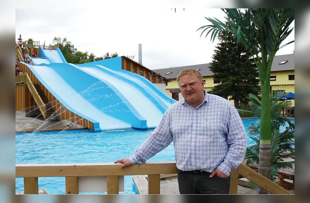 Vudila mängumaal avatakse Eesti suurim väline veepark