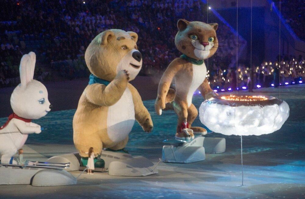 Sotši olümpia