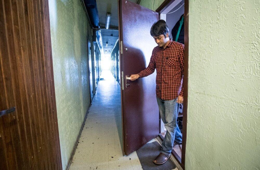 Karimile olid abiks eesti keelt rääkivad sõbrannad, kelle abiga leidis ta korteri kuue kuuga. Nendeta oleks elukohta tõenäoliselt veelgi kauem otsima pidanud.