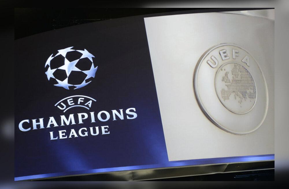 Стали известны участники 3-го отборочного раунда Лиги чемпионов УЕФА