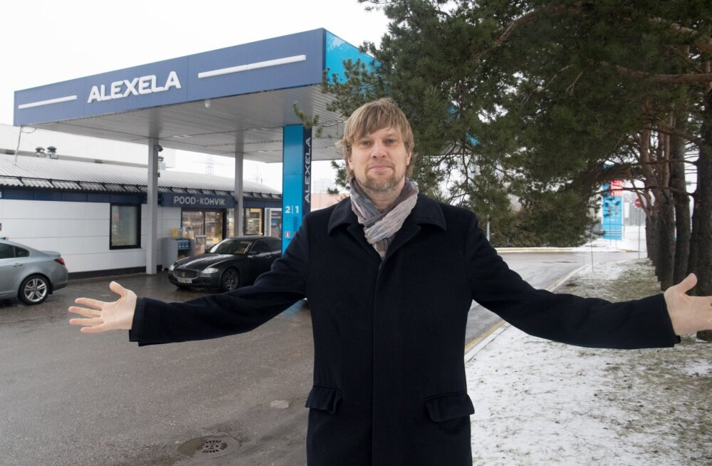 Alexela grupi juhi Andreas Laane sõnul annab keskkonnahoidlikumate kütuste poole kiirustav valitsus Nestele turueelise.