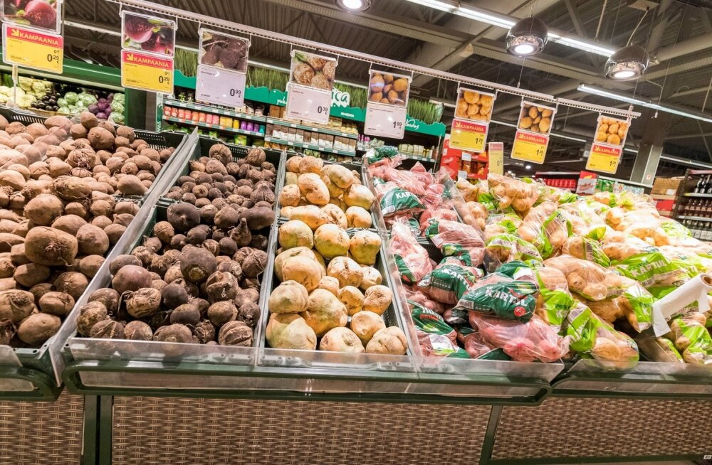 Kui praegu on poodides veel kodumaist köögivilja saada, siis varsti ei pru ugi see enam nii olla. Asemele võib tulla kallim importjuurikas.