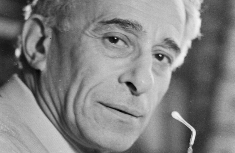 Jaanilaupäeval suri hinnatud kunstiteadlane ja õppejõud Boris Bernstein