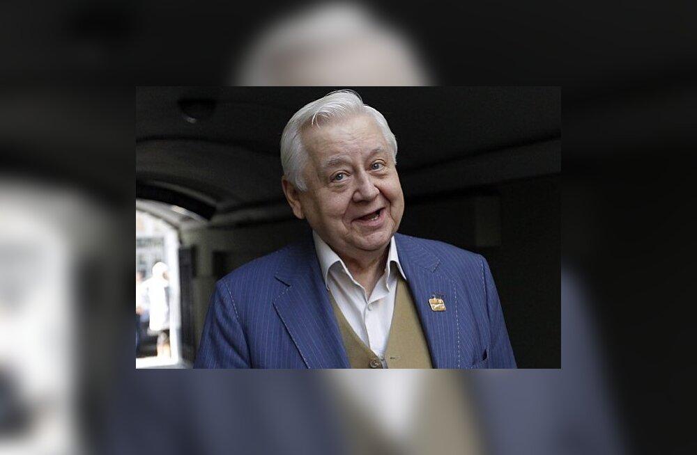 Олега Табакова экстренно прооперировали