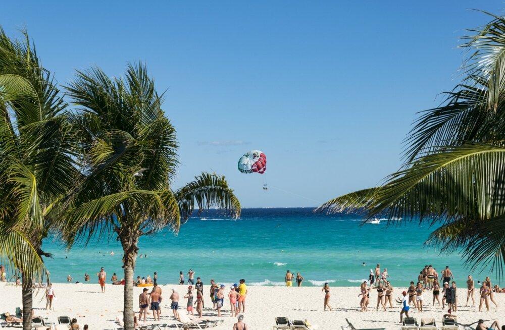 Suurepärane pakkumine: edasi-tagasi otselend Mehhiko kuurortlinna Cancuni kõigest 290 eurot!