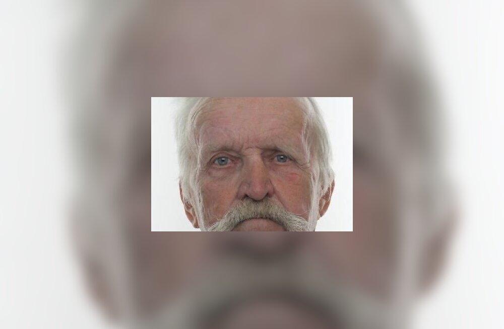 Politsei otsib Tõrva vallas kadunud 73-aastast Marti