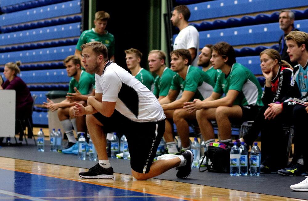 HC Kehra jõudis ainsa Eesti klubina Tallinna käsipalliturniiril nelja hulka