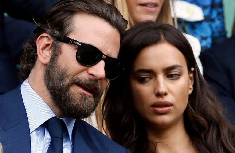 Bradley Cooper ja Irina Shayk