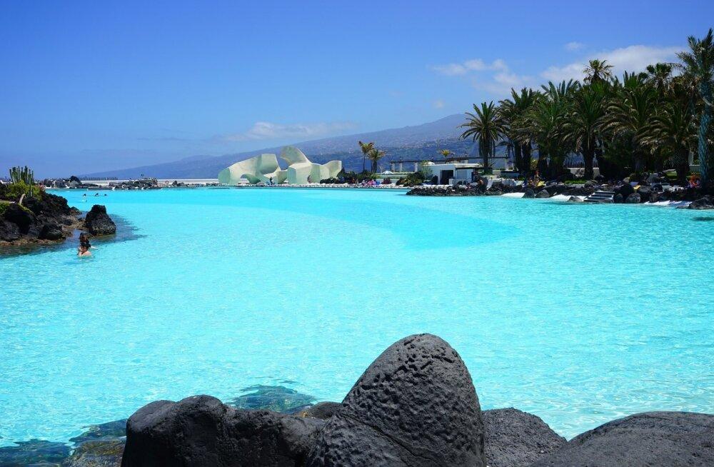 Viimase hetke pakkumine Tenerifele: edasi-tagasi otselend homseks (20.11) Helsingist 25 eurot!