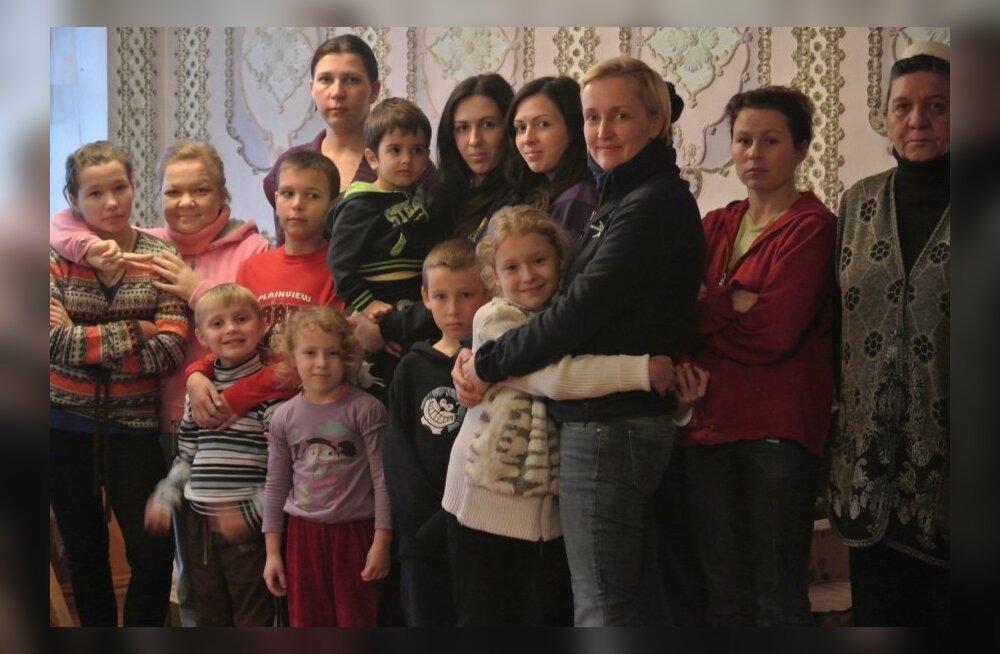 Eestlaste abi jagamine ukraina sõjapõgenikele