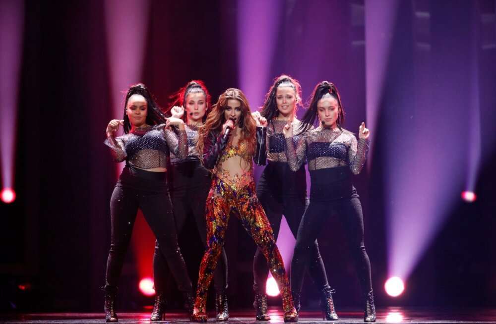 Eurovision 2018 30.04.