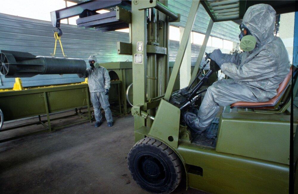 The Times: Salisburys kasutatud närvimürk valmistati Venemaa sõjalises uurimisbaasis Saratovi oblastis