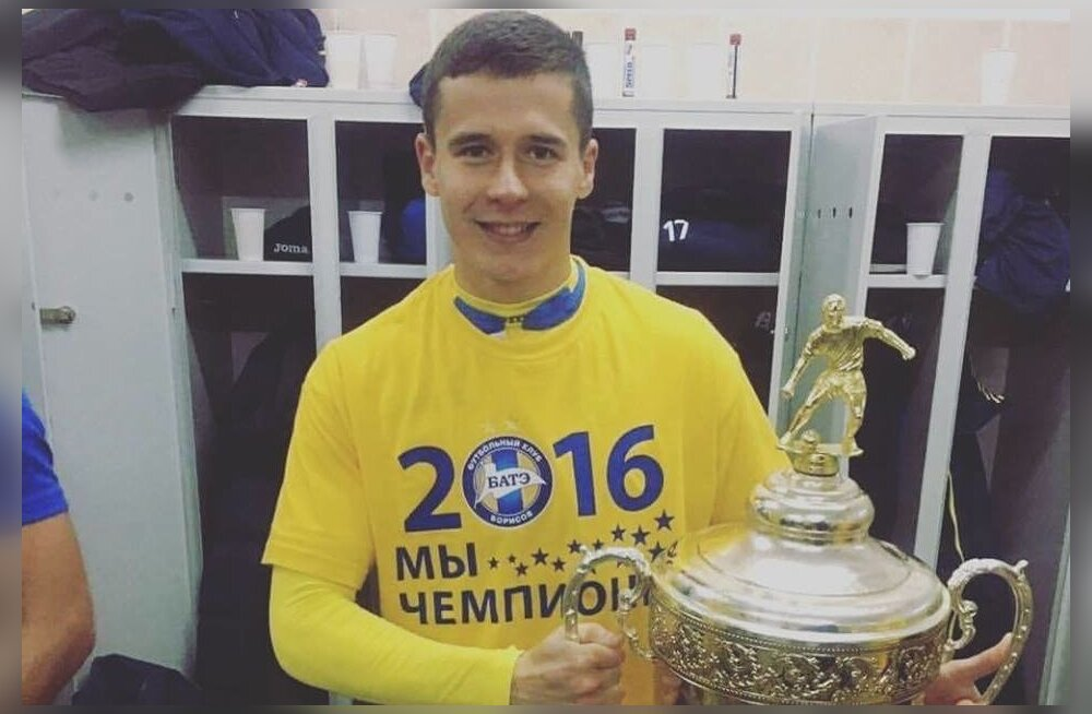 Artur Pikk Valgevene meistrikarikaga