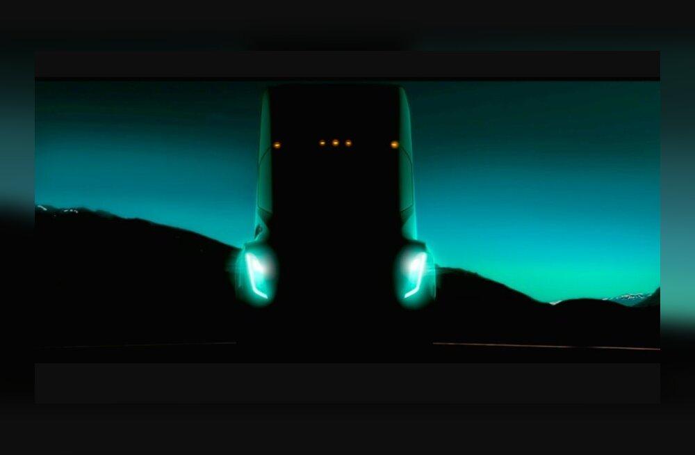 OTSEBLOGI   Tesla Motors esitles oma elektriveokit ja -<em>roadster</em>'it