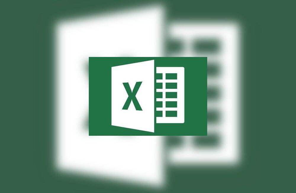 Hea küsimus: mitu rida on Exceli tabelis?