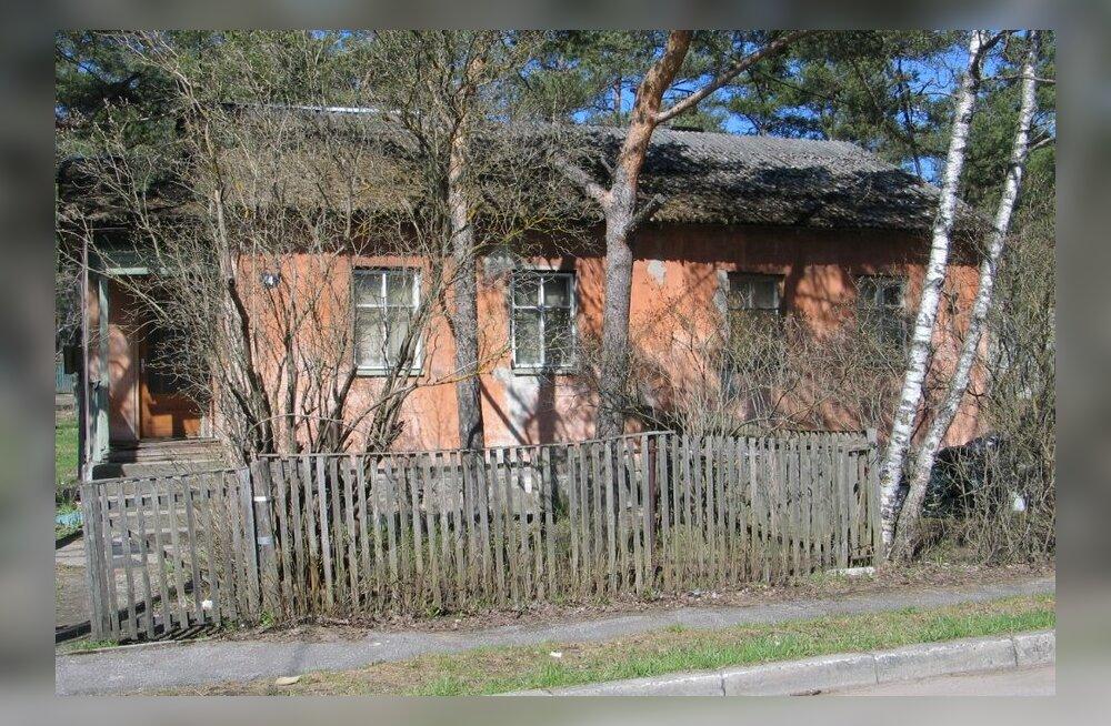 Unustatud majad: ühesuguste majade pikad read