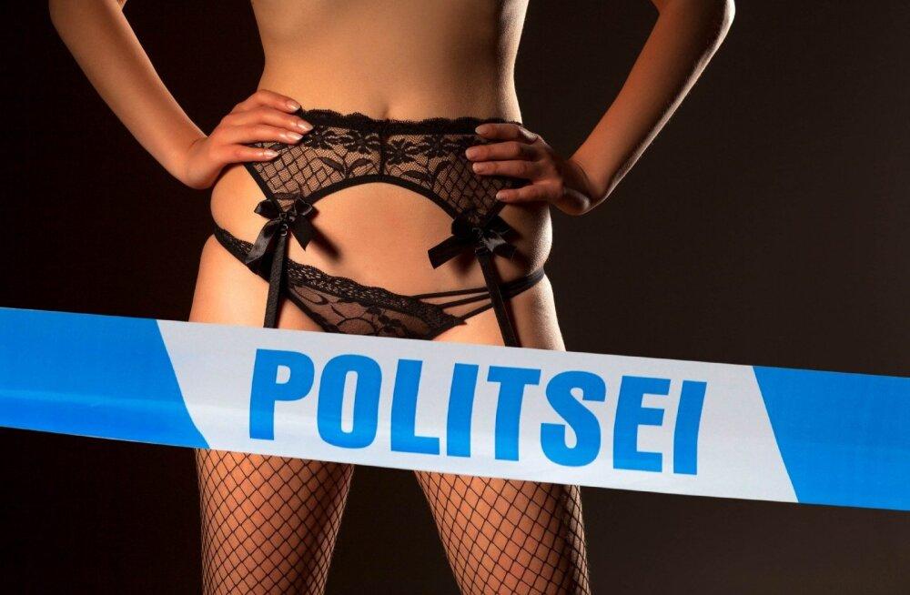 Префект о секс-скандале в Йыхви: в полиции не могут работать люди, которые вели себя недостойно